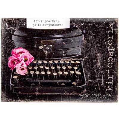 Kirjepaperi-kirjoituskone-West
