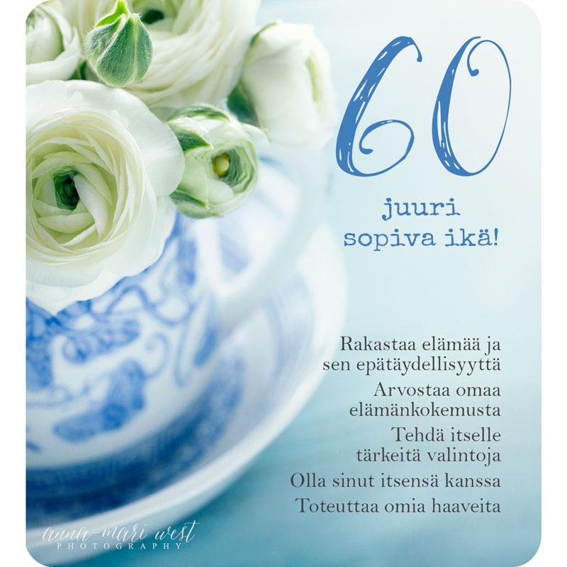 60 Vuotias Nainen