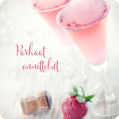 Pinkkiskumppaiset-onnittelut