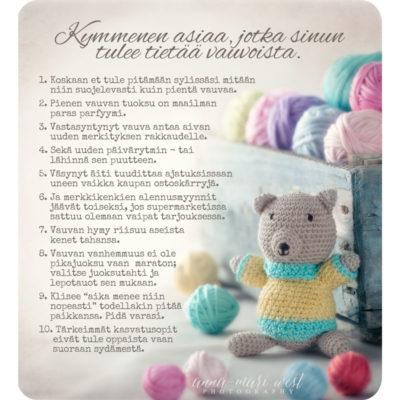 10-asiaa-vauvoista