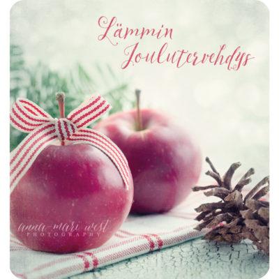 Jouluomenat