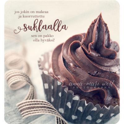 Kuorrutettu-suklaalla